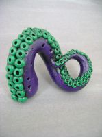 Creepy Tentacle Magnet No.2 by monsterkookies