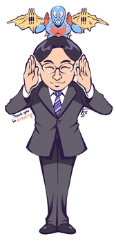 Iwata by Torkirby