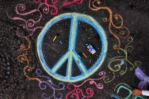 Spread Peace by P-a-i-k-e-a