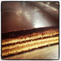 Opera Cake by Gd00dle
