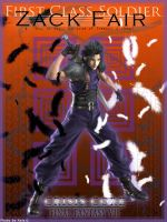 Zack Fair by Rely