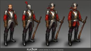 Cuirassier concept by mikrob