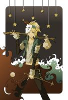 0 - The Fool by Gasara