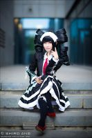 Dangan Ronpa - 03 by shiroang