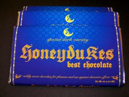 Honeydukes Best Chocolate by MistressBlackwater