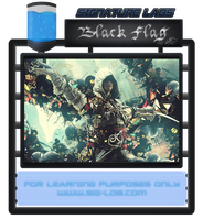 Black Flag LRO .PSD by GFX-3ngine