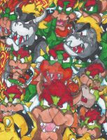 Bowser week! ( Bowser week #7 ) by MarioGamer2000