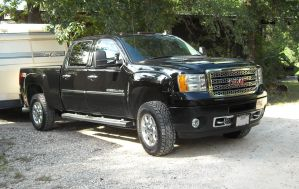GMC Truck by robhas1left