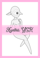 Female Xynthii YCH tiered auction [CLOSED] by mzza-art