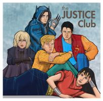 The Justice Club by tolemach