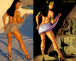 Cleopatra Kat Meyers By Ange10 And Ulics by zenx007