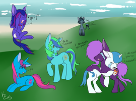 I missed you guys!!!!!! by AllieFlendor