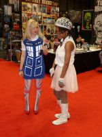 Tardis outfit by nx20