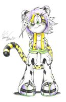 Diamond the Leopard :request: by AmaterasuOmikami