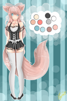 Adoptable #11 Cute Adopt Paypal/Points CLOSED by ElyFelt