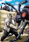 Beast of Yucca Flats vs THEM! by Loneanimator