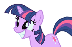 You pleased Twilight :3 by ValentinePegasus