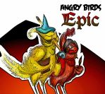 Angry Birds Epic by systemcat