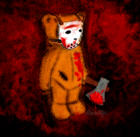 Jason's Teddy V1 by StaticRed