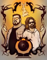 The Big Lebowski by grantgoboom