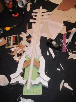 Ends of the Earth Keyblade WIP by dunkmeinariver