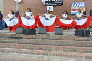 Puerto Rican/Latin Fest, Flowing Dress and Dance11 by Miss-Tbones
