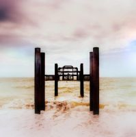 West Pier by Erinti