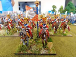 Dutch Lancers by fanai59