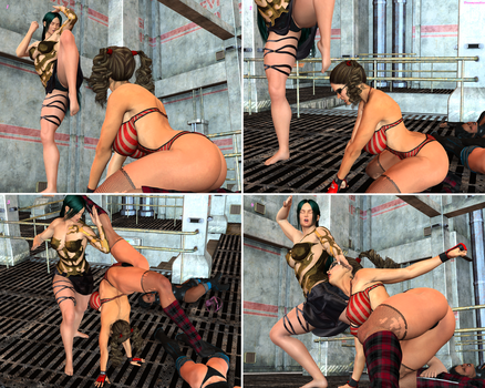 Pay Back Domina 4 by DreamCandice