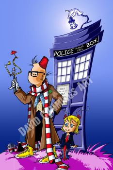Horton Hears a Doctor Who (and Cindy Lou Who, too) by TonyTempest