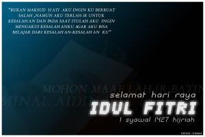 Idul Fitri by Giemax
