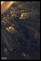 City Life by Chrostiano