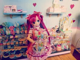 New Littlest Sweet Shop maid by LittlestSweetShop