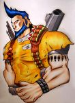 Salvador the Gunzerker by Yodawgy0