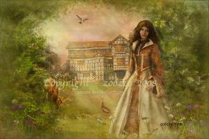 Lady Of The Manor by zoozee