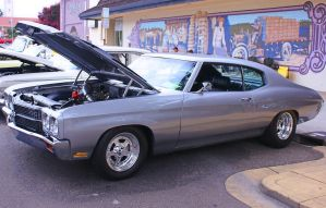 Turbo Chevelle by StallionDesigns
