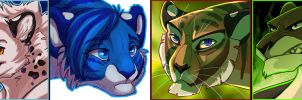 Icons by tigon