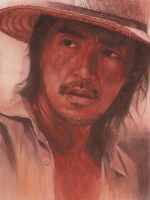 Stephen Chow by yilin-tan