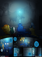 Lunar Isolation Pg 72 by TheDracoJayProduct