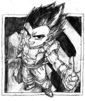 Gotenks by happylilsquirrel