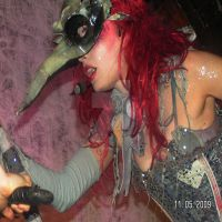 Emilie Autumn-Concert EA 2 by AeliaNaqwiDesigns