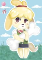 Isabelle by Mikami-Drawing