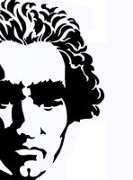 beethoven by buneeh