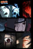 Sasuke vs Itachi by Madnesssss