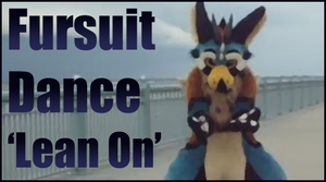 Personal - Fursuit Dance to 'Lean On' by TwilightSaint