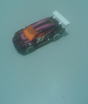 Loop Coupe from Hot Wheels on the go by Wael-sa