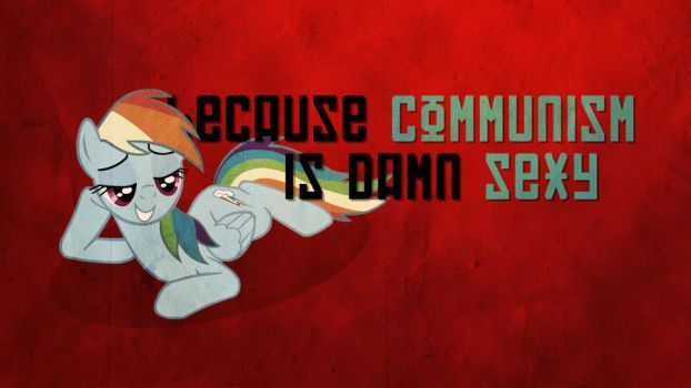 Soviet Pony March Wallpaper 5 by DabuXian