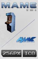 MAME Icon Pack by bfrheostat