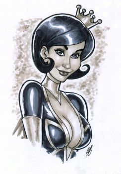 Dr The Mrs Monarch by BigChrisGallery
