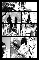 HACK/SLASH issue #20 - pag 8 by elena-casagrande